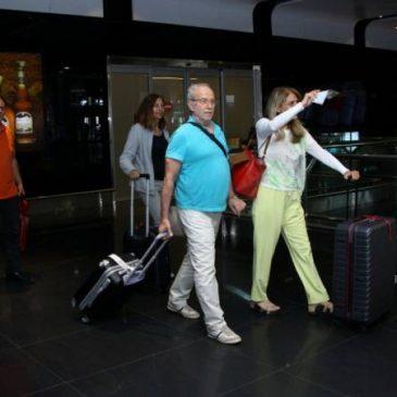 18,5% de incremento de flujo de pasajeros registrado entre los dos aeropuertos de Armenia durante agosto
