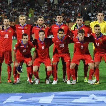 UEFA de las Naciones. Armenia 2 Liechtenstein 1