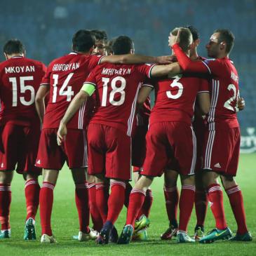 Promesas no realizadas. Otro fracaso de la Selección Nacional armenia