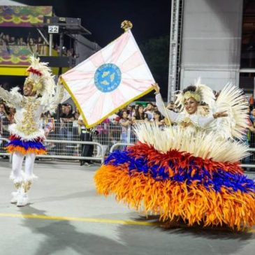 Carnaval de Brasil: La Scola Rosas de Ouro con tema ¡Viva Armenia! (VIDEO)