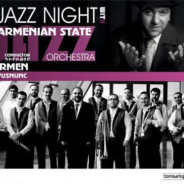 Yereván será sede de una gran velada de jazz