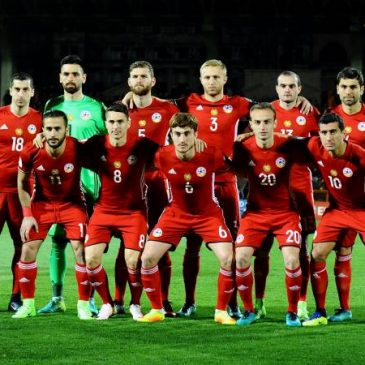 El seleccionado de Armenia aplastó a Liechtenstein