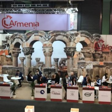París, Singapur, Londres: Armenia presentará sus ofertas de turismo en ferias internacionales