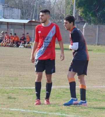 Un armenio suelto en el fútbol Argentino.