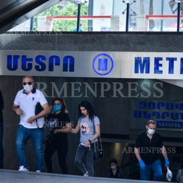 Armenia se normaliza y levanta la cuarentena casi en su totalidad