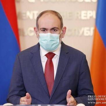 COVID-19: Situación estable ahora, pero no hay garantía de que se mantenga esta estabilidad – Armenia PM