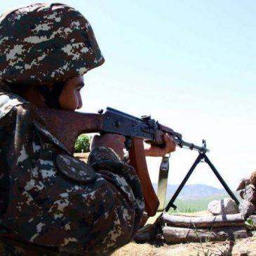 Ejército armenio evitaintento de infiltración de tropas azerbaiyanas