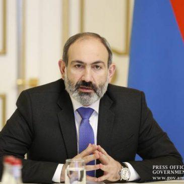 URGENTE. Armenia declara ley marcial y movilización de toda su tropa.