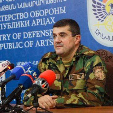 «Pondremos de rodillas a nuestro enemigo en los próximos días»- Presidente de Artsakh
