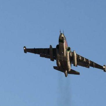 Los aviones de combate azeríes derribados son dos SU-25 y un «jet de nueva generación»