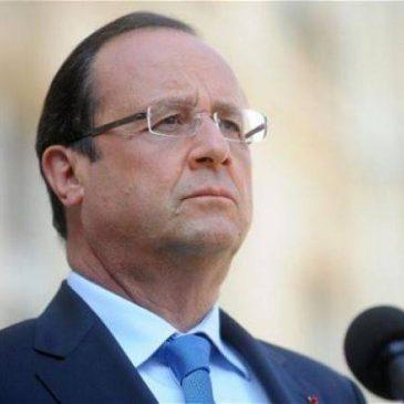 ¿Cómo podemos permitir que Turquía permanezca en la OTAN? Hollande en defensa de Artsaj