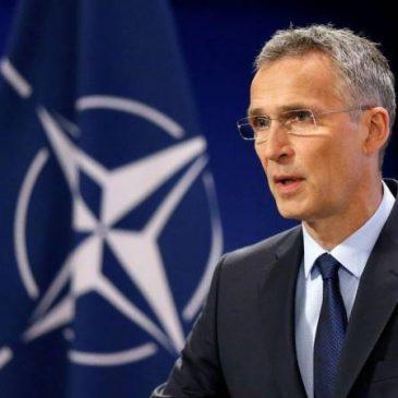El líder de la OTAN pidió un alto el fuego en Nagorno-Karabaj