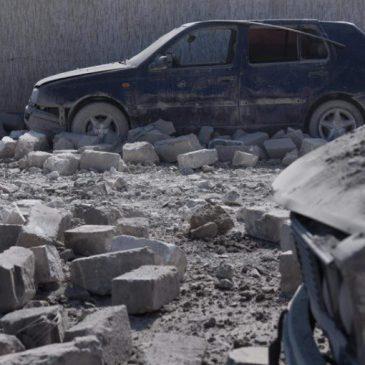 El ejército terrorista azerbaiyano sigue atacando a la población civil.A partir de ahora, las instalaciones militares de Azerbaiyán se convirtieron en objetivos del Ejército de Defensa – Presidente de Artsaj